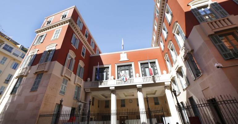 Mairie de Nice, photo Ville
