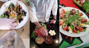 salade niçoise franck viano