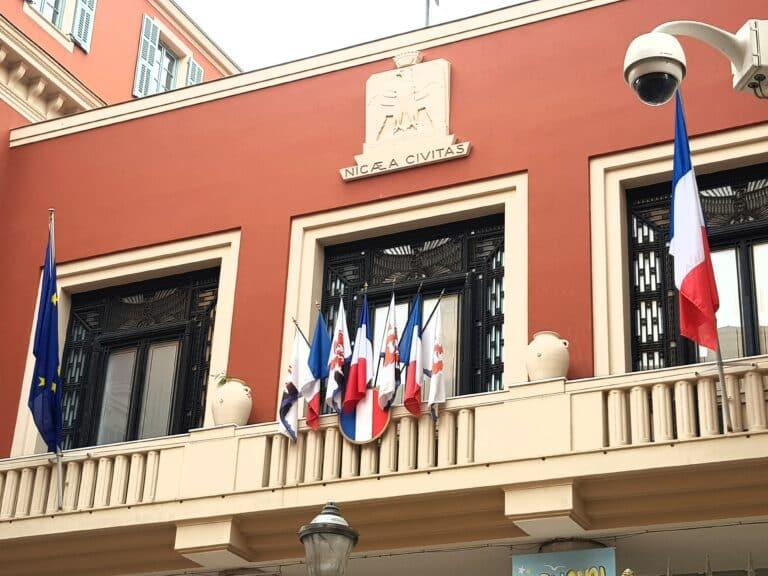 mairie de nice hôtel de ville