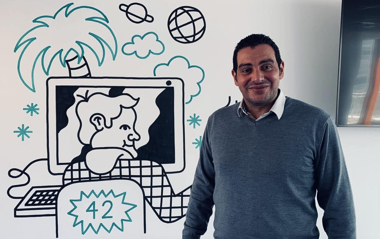 Rachid Abarki - Président 42 Nice