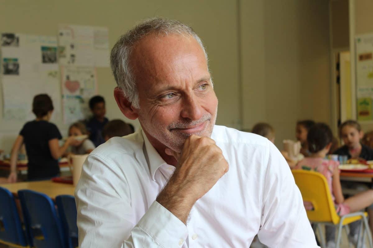 député LREM des Alpes-Maritimes Loic Dombreval