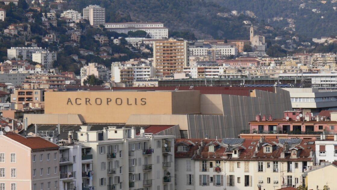 destruction palais acropolis nice