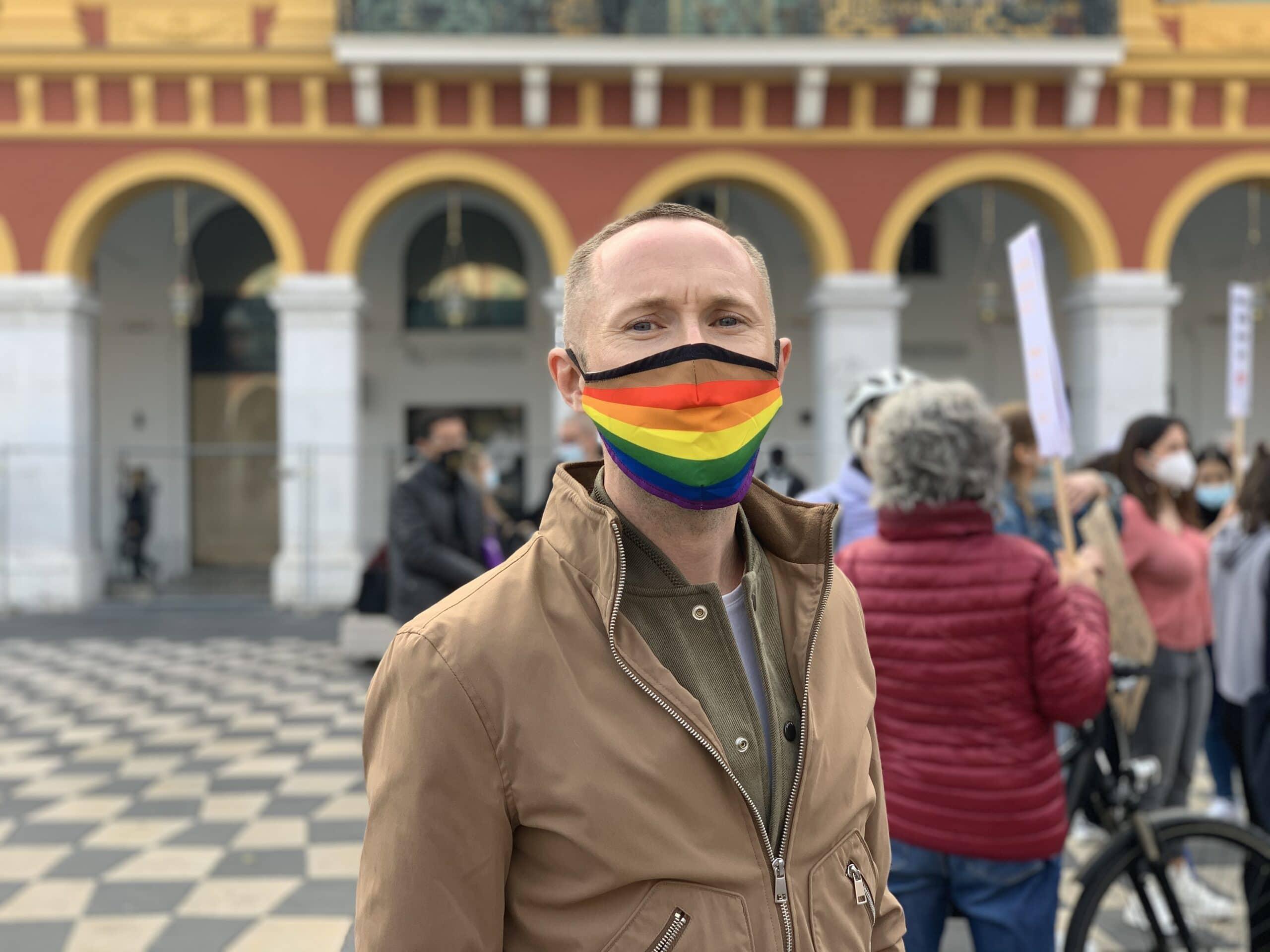 manifestation féministe nice 6 mars erwann le ho