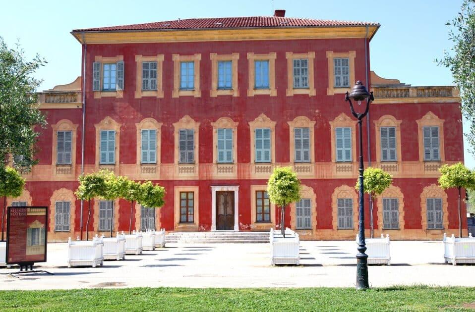 Nice Musée Matisse