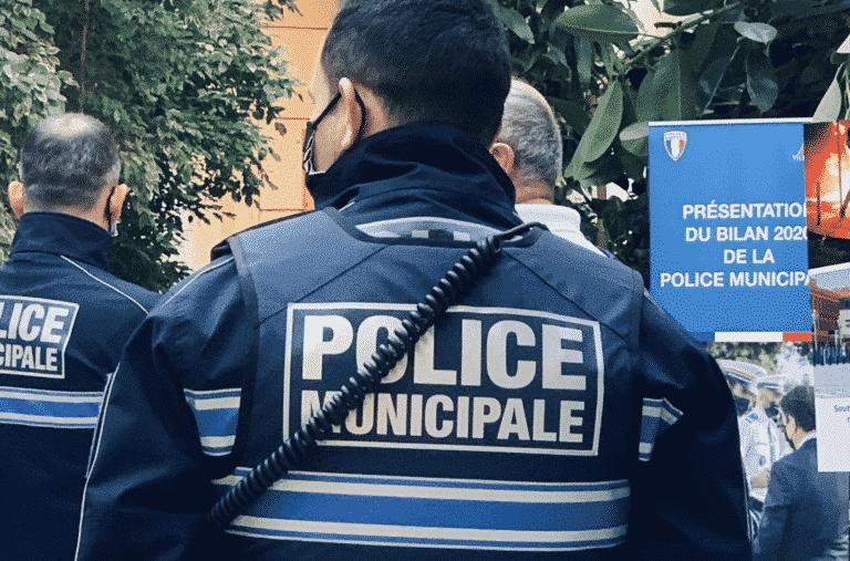 police municipale de nice