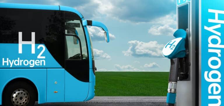 hydrogène bus nice