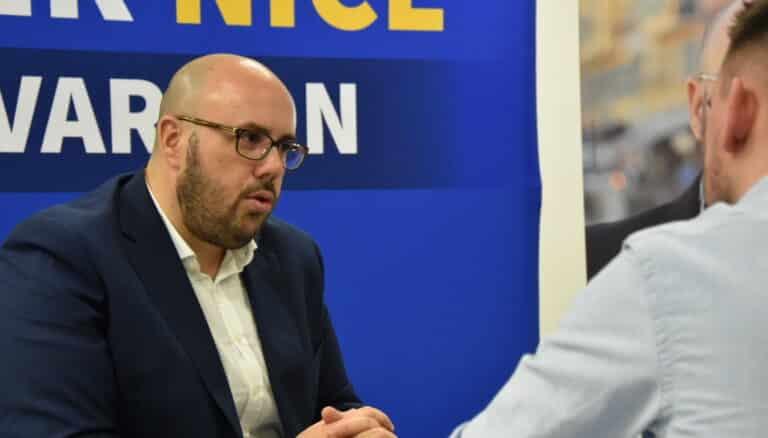 Philippe Vardon Nice Presse