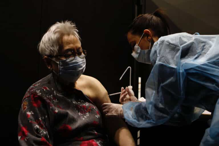 vaccins métropole de nice
