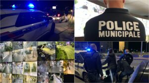 immersion police municipale nice