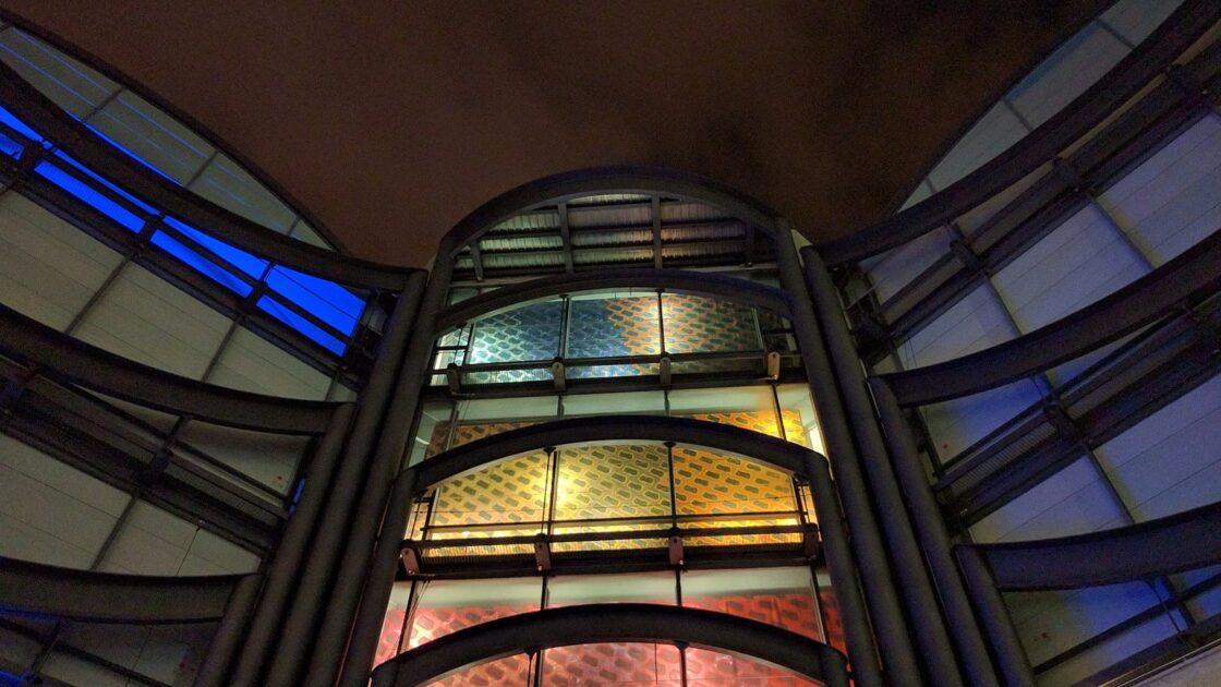 mamac musées nice nuit