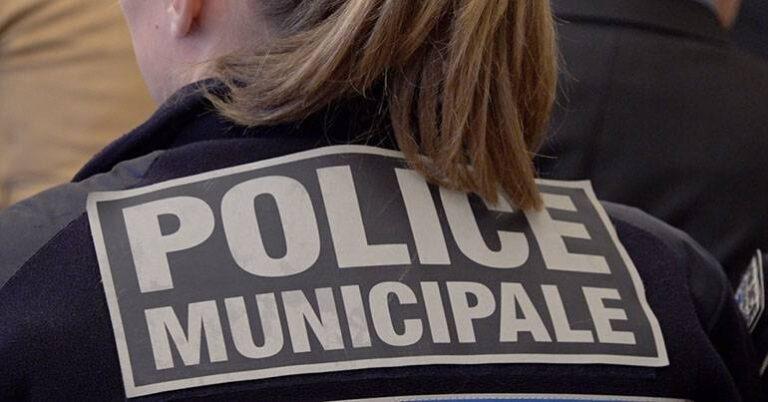 police municipale nice