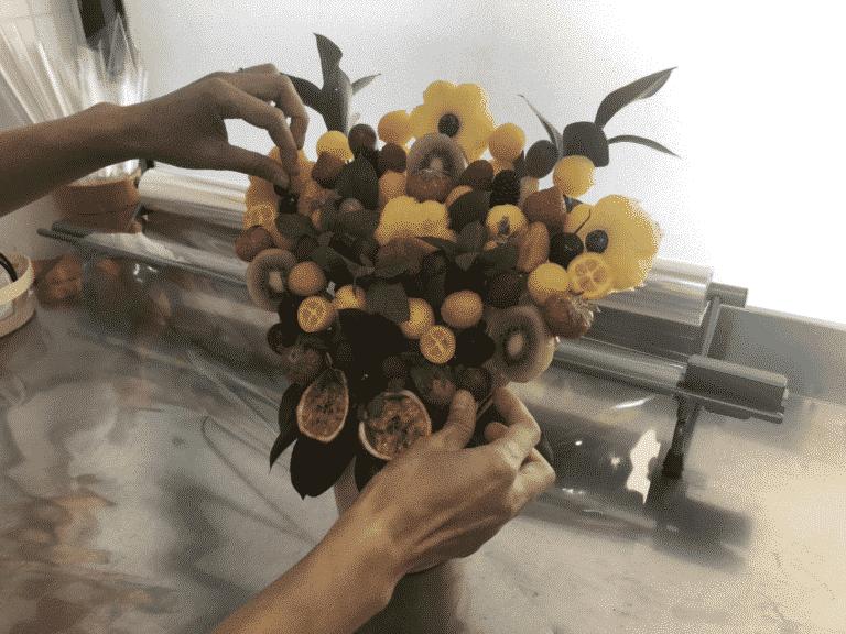 bouquet de fruit nice