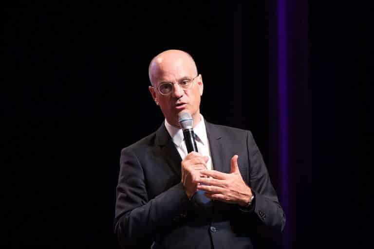 jean michel blanquer éducation national