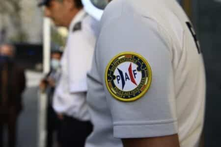 police frontière menton