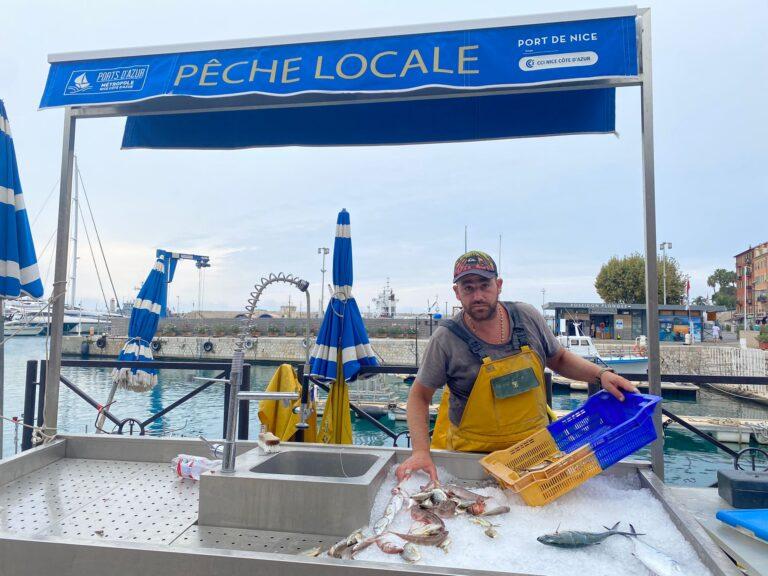 pêche locale nice