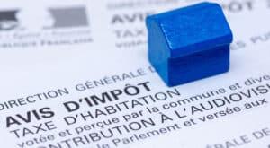 taxe foncière habitation impôts