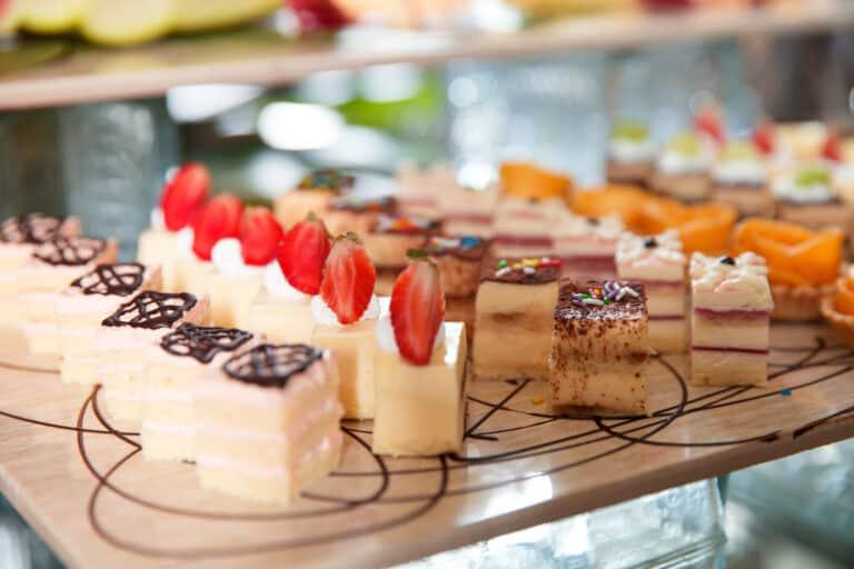 gâteaux emploi