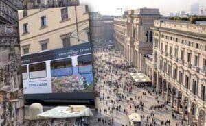 tram milan nice
