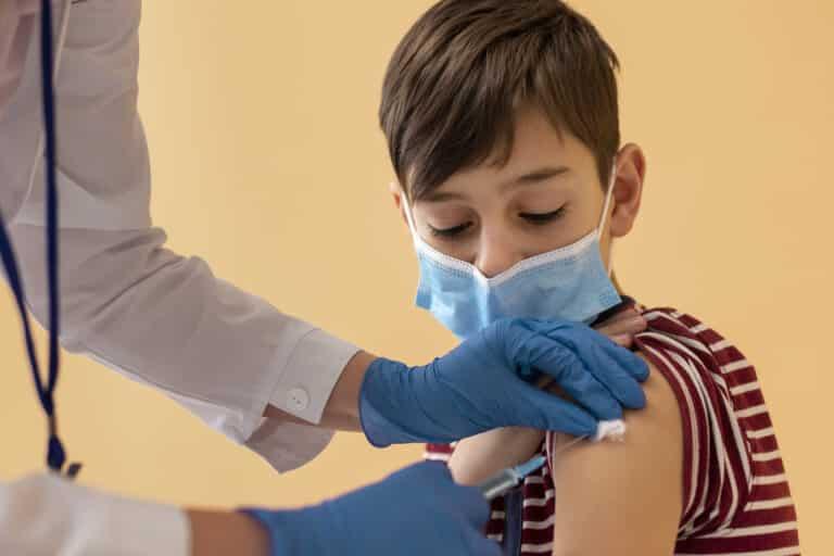 vaccination enfant