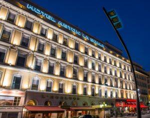 hotel aston nice
